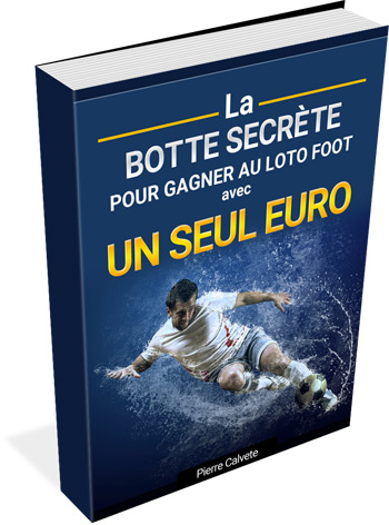 Paris Gagnants sur le Loto Foot.