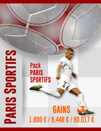 Pack Paris Sportifs.